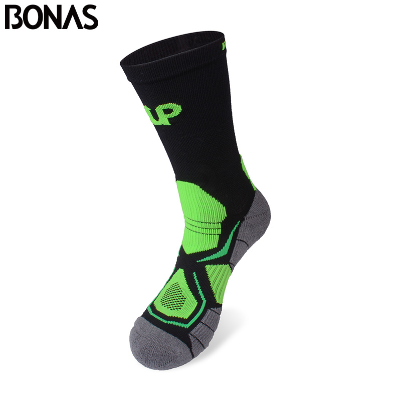 Bonas Breathable Socks Short CoolMax Pols