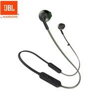 Original JBL 205BT Bluetooth Wireless Sport Headphones Dynamic Ear Hook Fone Jbl Earphone Headset for Sport Audifonos Headphones