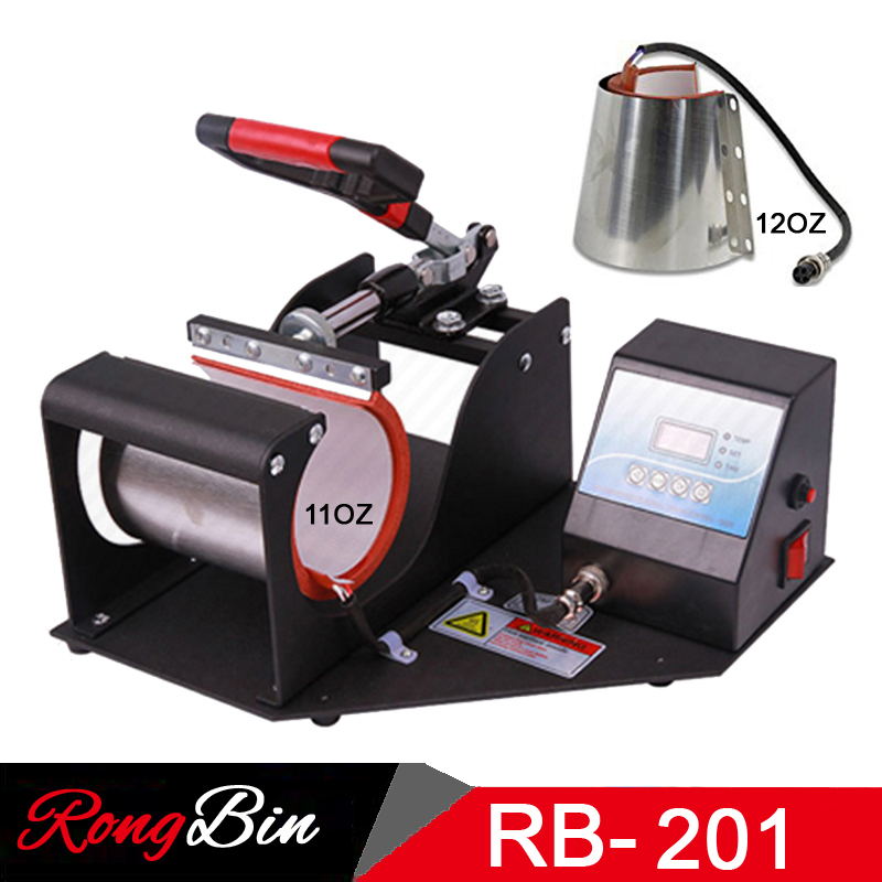 2 in 1 Mug Heat Press Machine Sublimation Mug Press Mug Printing Machine Mug Press Mug Sublimation Press for 11OZ 12OZ Mug Print