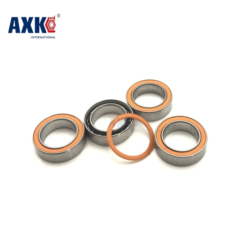 2018 Real Time-limited Steel Rodamientos Free Shipping Si3n4 Ceramic Ball Bearing Hybrid Smr128 2rs Cb Abec7 8x12x3.5 Mm free shipping wheel hub bearing 15267 2rs 15 26 7mm 15267 stainless steel si3n4 hybrid ceramic bearing