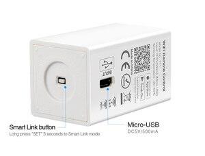 Image 5 - Milight yt1 remoto wi fi led controlador amazon alexa controle de voz wi fi sem fio & smartphone app trabalhar com mi. light 2.4g series