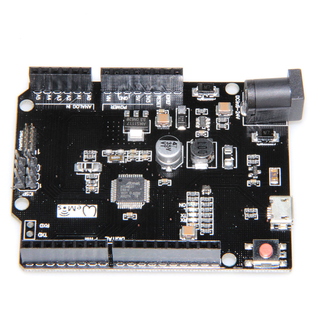 Buy Samd21 M0 32 Bit Arm Cortex Core Digital Power Control Mcu The Represents A Powerful Extension Of Arduino Uno Platform Board Is Powered By Atmels Featuring