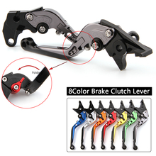 CNC Levers For BMW R1200 R1200RT R1200GS K1600 Adventure Motorcycle Racing Adjustable Folding Extendable Brake Clutch