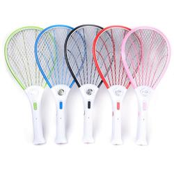 Electric Mosquito Swatter Anti Mosquito Fly Repellent Bug Insect Repeller Reject Killers Pest Control Racket Trap Home Tool