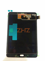 Оригинальный ЖК-дисплей Дисплей Сенсорный экран планшета датчики сборки Панель Замена для samsung GALAXY Tab S2 T715 SM-T715
