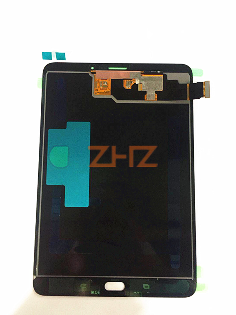 Remplacement Original de panneau d'assemblage de capteurs de numériseur d'écran tactile d'affichage à cristaux liquides pour Samsung GALAXY Tab S2 T715 SM-T715