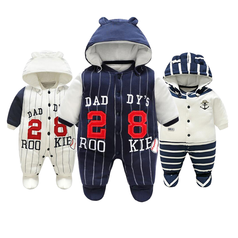 Baby Clothing Autumn And Winter Long Sleeved Newborn Romper Cotton Wear Newborn Baby Boy Clothes Girl Jumpsuit dinstry newborn baby girl cotton romper jumpsuit long sleeved spring and autumn pink infant clothing clothes