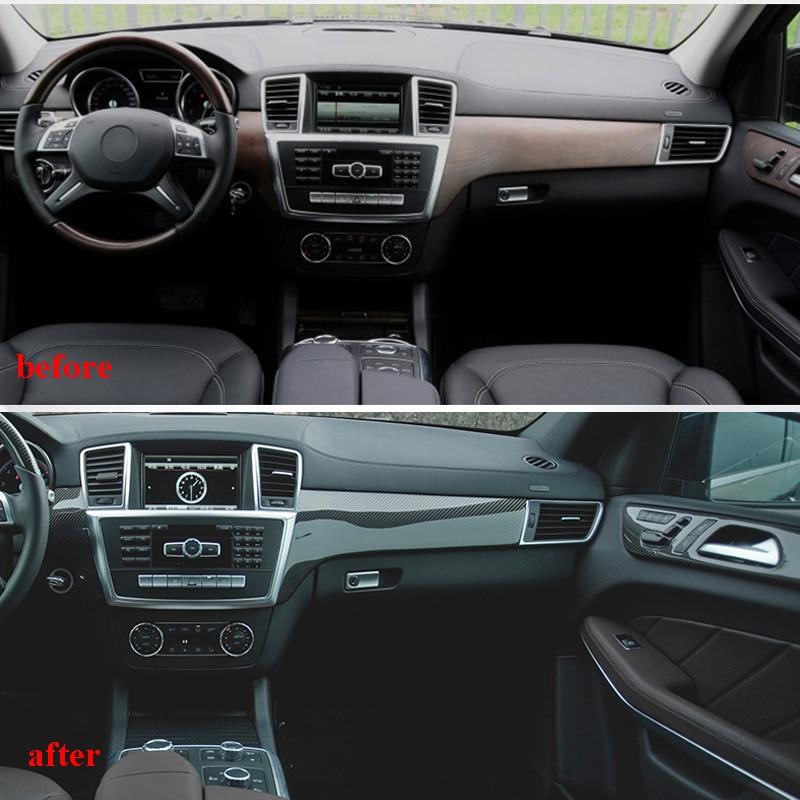 Image 3 - 30*100CM Car Stickers 4D Carbon Fiber Farbon Fiber Film Inner Decor Anti Scratch Car Cover Car Accessories For Volkswagen Audi