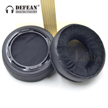Thicker Velour soft cushion ear pads seals for Hifiman HE Series Headphones parts