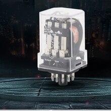 JQX-10F small general purpose electromagnetic relay 220V 24V 12V цена и фото