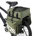 ROSWHEEL 3 в 1 велосипед 35Л дорожный велосипед MTB задняя стойка сумка новый велосипед багажная сумка армейский зеленый велосипед Паньер с дождев...
