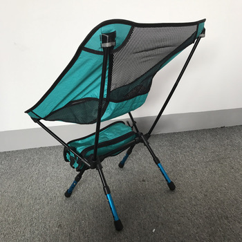 2017 Outdoor Portable Camping Folding Stool Fishing Chair  Foldable Mate Blue Red Orange Sky Blue Packaging Bags Easy To Carry
