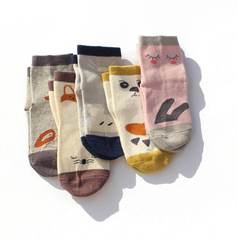 10PCS/Lot Baby Girls Boy Socks Spring Summer Newborn Baby Boy Socks Meias Para Bebe baby children socks children socks 0-6