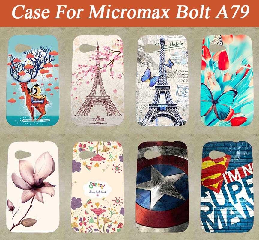 Новые Вышивка Крестом Картины Прибытие обложка для Micromax bolt A79 79 мягкий чехол TPU различных цветов Дизайн Для Micromax A79 ТПУ сумка Чехол