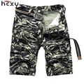 Summer style Mens Casual Shorts man fashion Camo Cargo Shorts fashion cotton Military Camouflage Shorts Men