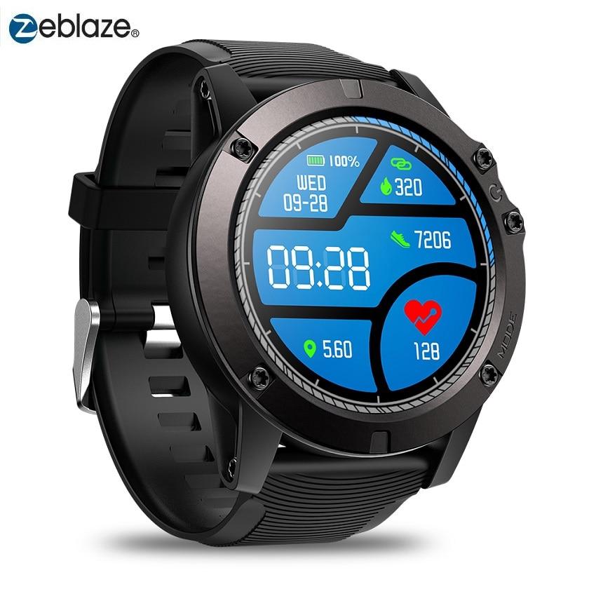 Smart Watch Zeblaze VIBE 3 PRO Bluetooth 4 0 Sports Smartwatch Heart Rate Monitor Proximity Sensor
