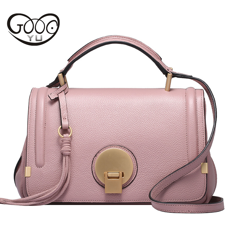 Women Messgeger Bag 100% Genuine Leather Flap Shoulder Bags Female Bag High Quality Real Skin Handbags Camera Bag Bolsa Feminina kzni genuine leather purses and handbags bags for women 2017 phone bag day clutches high quality pochette bolsa feminina 9043