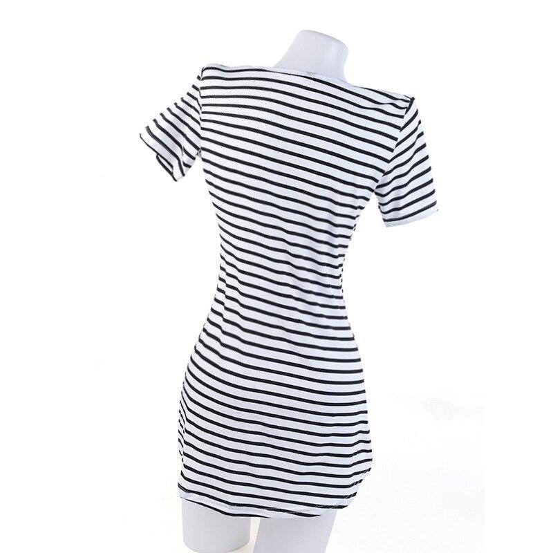 2019 Sommer Strand Frauen kausale A-Linie modale Kleider Mädchen - Damenbekleidung - Foto 5