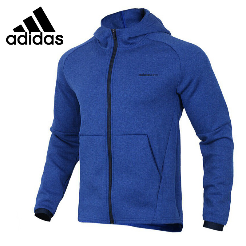 Original New Arrival 2018 Adidas NEO Label M CS ZIP HOODY Men's jacket Hooded Sportswear original new arrival 2018 adidas neo label w cs zip hoodie women s jacket hooded sportswear