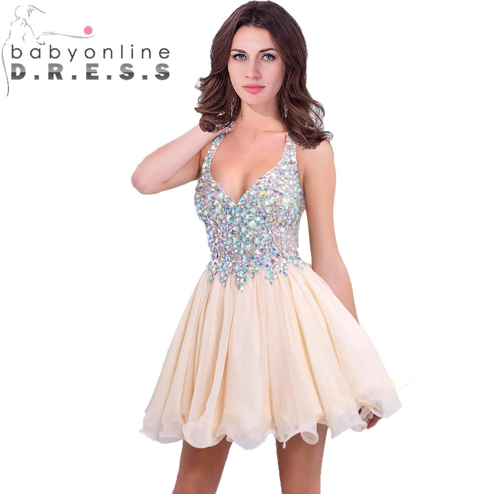 Cheap Pretty Homecoming Dresses