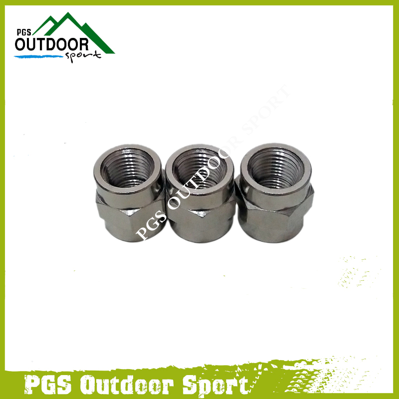 "Image 2 - PCP Air Gun Paintball Air Fitting 3pcs Hose Pipe Hex Nipple Fitting Double 1/8"" NPT Male/Female Threads-in Paintball Accessories from Sports & Entertainment"