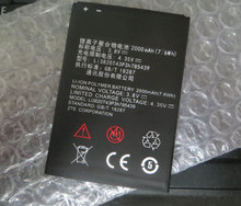 New Original Mobile Phone Battery for  ZTE Blade L3 Li3820T43P3h785439 3.8V 2000mAh For ZTE Blade L3 Battery стоимость