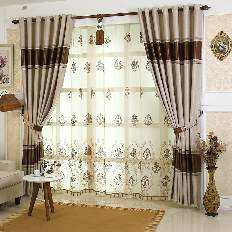 Online Buy Wholesale curtains for living room from China curtains ...