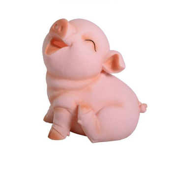 Bank Cute Piggy Creative Banknote Pig