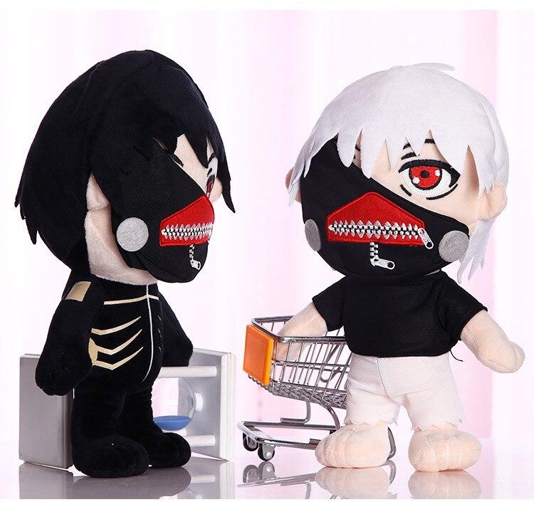 Tokyo Ghoul Kaneki Ken Plushies
