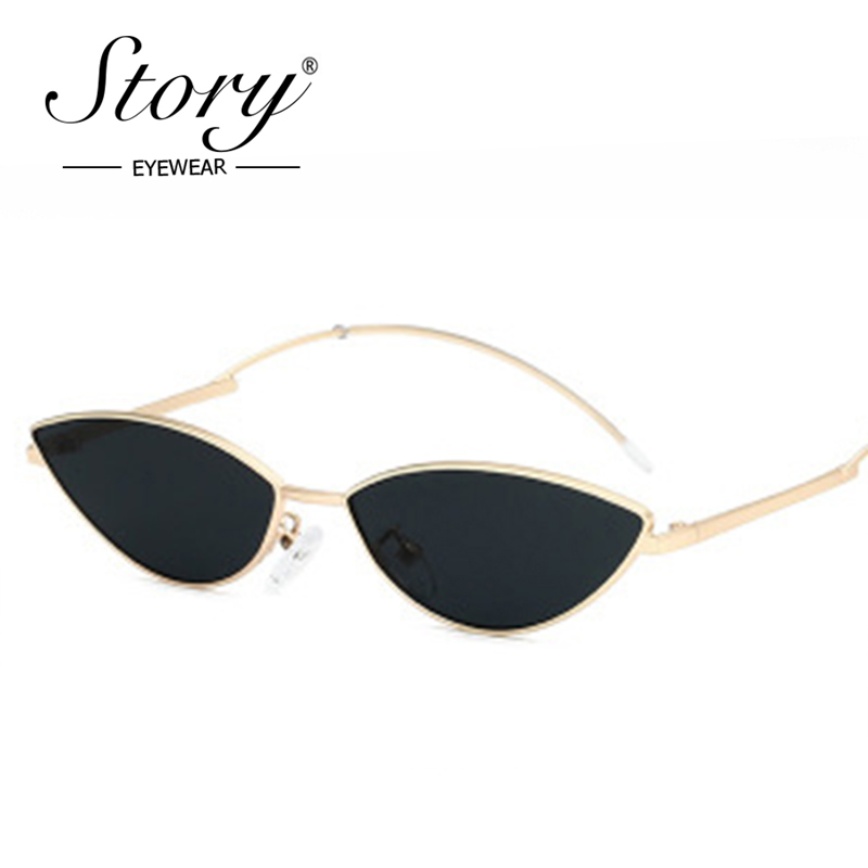 Cat Eye Sunglasses Latest 90s Triangle vintage Grunge Retro pointy Shades SP new