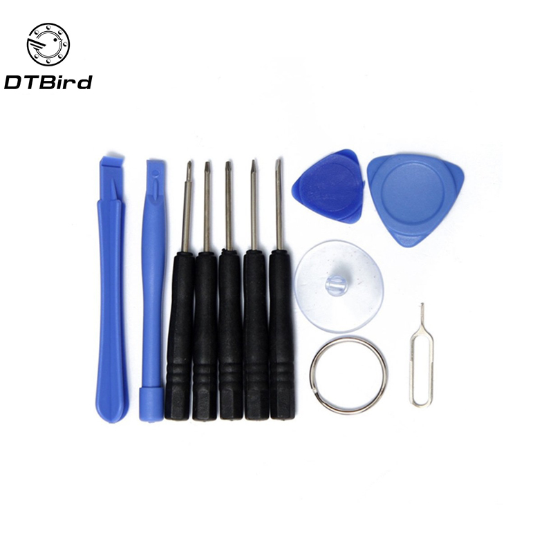 11 в 1 Набор отверток для сотовых телефонов инструмент для ремонта мобильных телефонов Набор отверток для Iphone Samsung аксессуары пучки