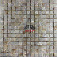 Factory Direct Sale Freshwater Shell Mosaic Tile White Color Floor Bathroom Kitchen Mosaics Wall Tiles Background