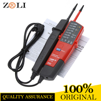 UT18A Auto Range Voltimetro Digital Voltmeter Voltage and Continuity Tester Pen with LED Indication & No Battery Detection UT18A