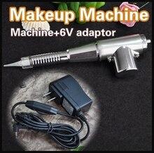 Free Shipping 35000R/min Best Tattoo Eyebrow Lip Pen Permanent Makeup Machine