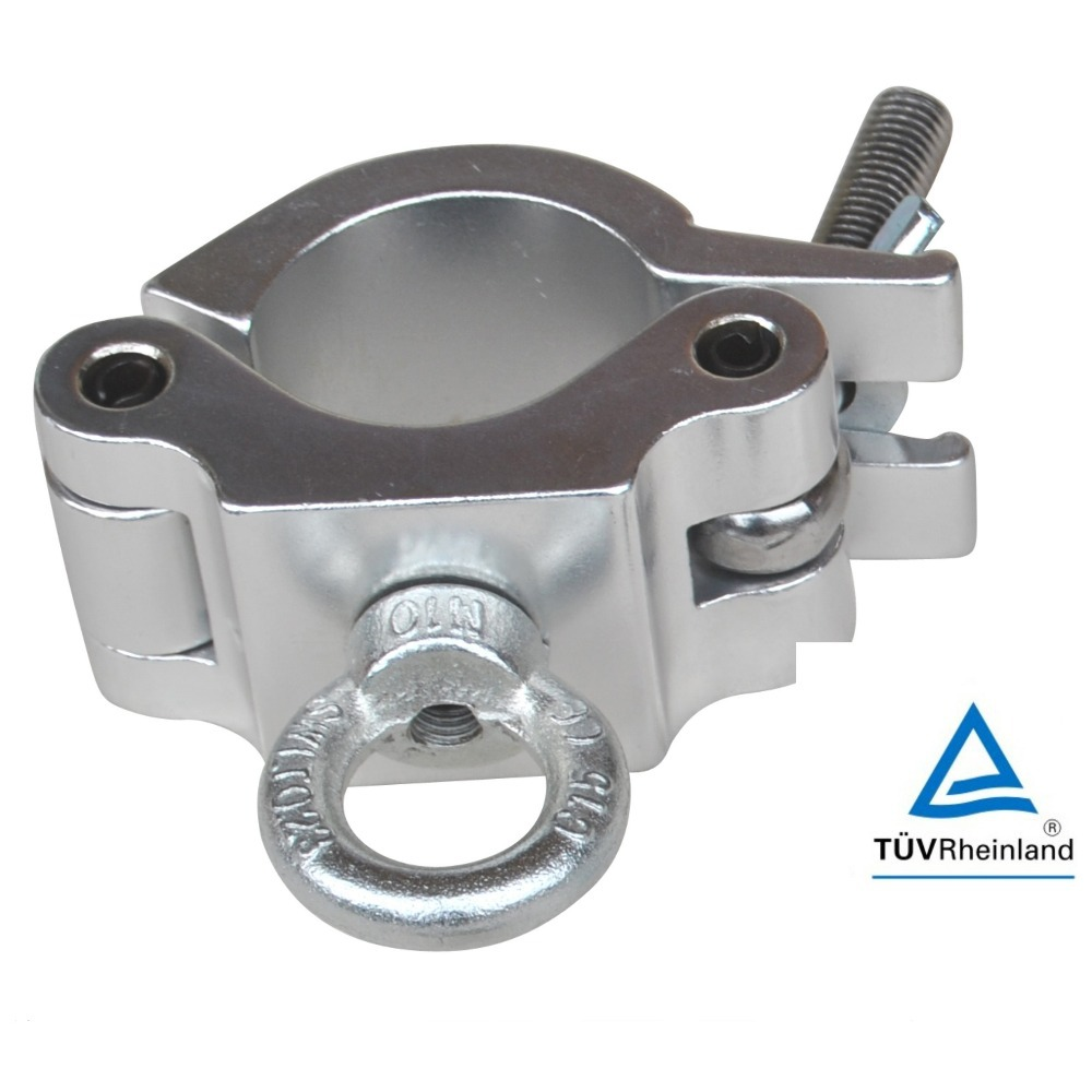 Tuvrheinland angle clamp for pipe clip terminals
