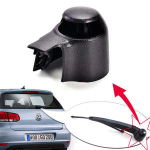 best top golf washer cap brandsrear wiper washer arm blade cover cap for vw mk5 golf polo passat caddy