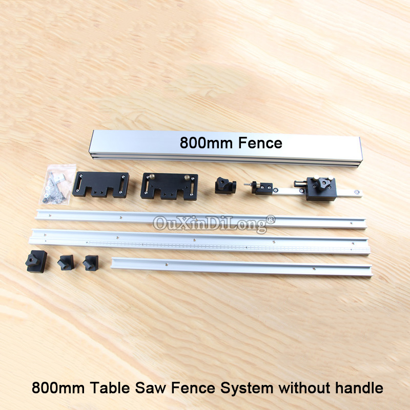 DHL Shipping WoodWorking Tool Table Saw Fence System JF1533
