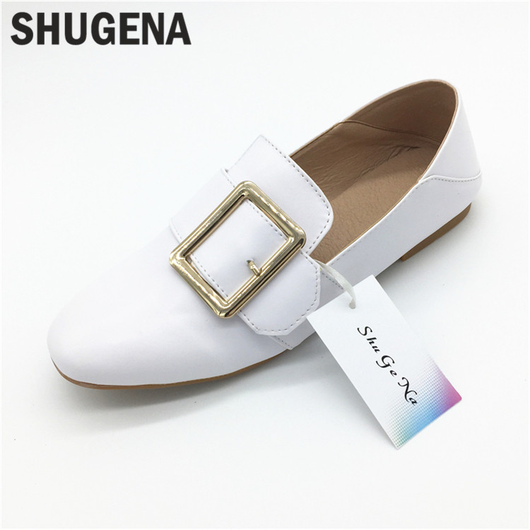 C38 new Summer genuine leather women flats shoes female casual flat women loafers shoes slips leather black flat women's shoes women s shoes 2017 summer new fashion footwear women s air network flat shoes breathable comfortable casual shoes jdt103