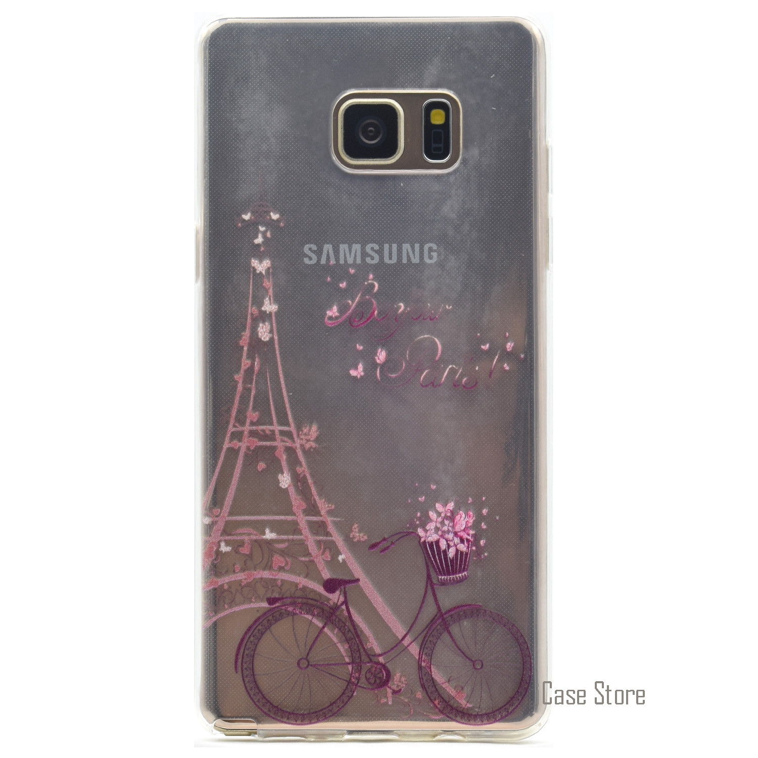 High Quality Cute Cartoon Phone Case For Samsung Galaxy Note 5 Soft Gel Phonet Casi Pone Csse Cover Casa For Samsung N9200 N9208