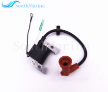 Boat Motor 67D 85640 00 T.C.I Unit Assy for Yamaha 4 Stroke F4 Outboard Engine, Ignition Winding Assy