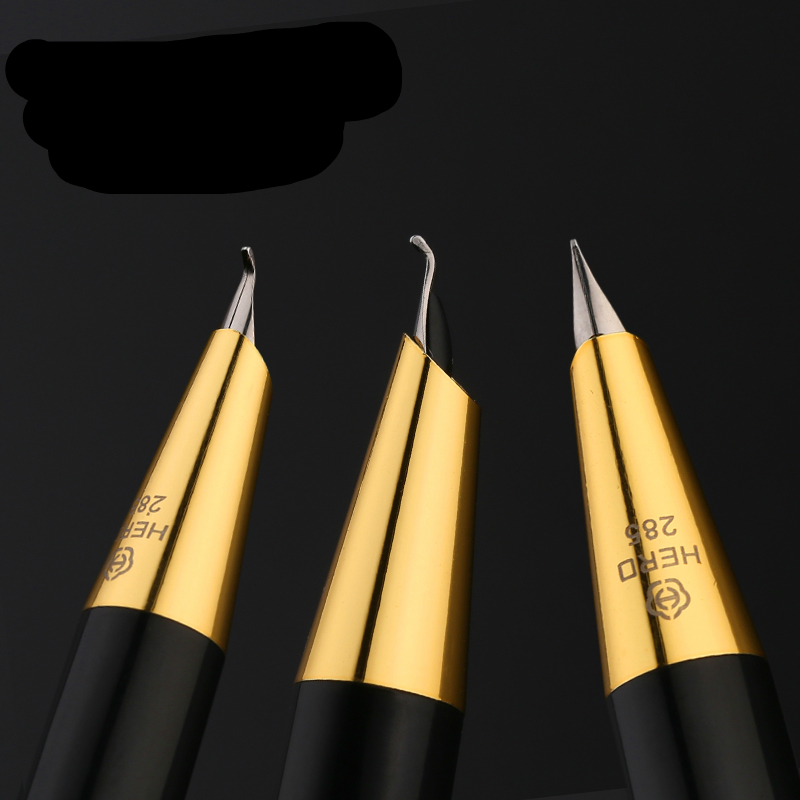 Gold Face, Black Modern Needles, Gold Bezels Aurora Instruments 4245 American Classic Speedometer Gauge