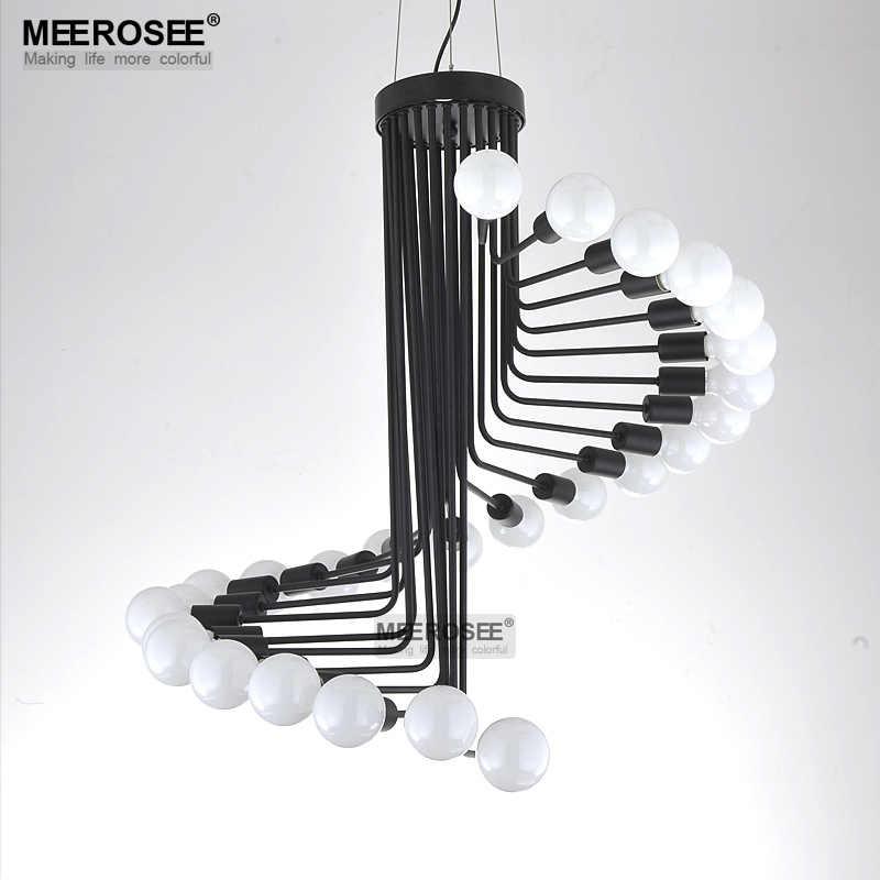 2018 Новая современная арматура для люстры креативные металлические подвесные люстры подвесной светильник для столовой домашний декоративный свет