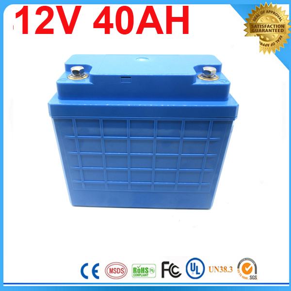 Free to RU  Lithium 12v   40Ah Battery for Electric Bike, Audio Equipment, Trolling Motor, Ice Auger, Lifepo4 / LFP 12v 40ah free shipping bareoriginal 6912b22002b tv bulb for ru 44sz51rd ru 44sz61d ru 44sz63d ru 48sz40 ru 52sz51d ru 52sz61d rz 44sz22rd