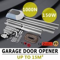 Operador de abridor de portão da garagem 1000n controle remoto tecnologia avançada poderoso motor ac instalação conveniente automática|technology| |  -