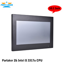 Partaker Z6 Intel Core I5 3317U Touch All In One PC WITH Resistive Touch Screen