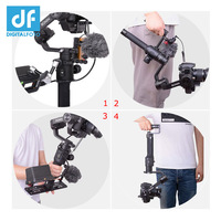 DIGITALFOTO dji ronin s Accessories Multi angle expansion equipment 1/4 3/8 Thread connect LED monitor microphone zhiyun crane 2