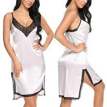 Женское кружевное сексуальное женское белье с бретельками, трусики-стринги с открытой спиной для сна, сексуальные костюмы, Эротическое платье gecelik#080