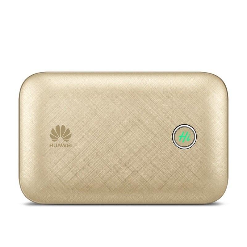D'origine Huawei E5771 9600 mAh Puissance Banque 4G LTE WiFi Routeur Mobile Hotspot dongle BORD UMTS GSM TDD LTE réseau