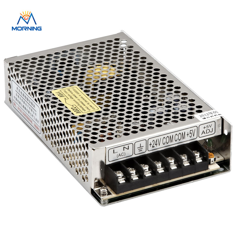 D-50  5V 12V 24V ac to dc constant voltage dual output power supply 50w switching power supply meanwell 12v 350w ul certificated nes series switching power supply 85 264v ac to 12v dc