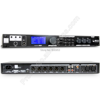 KX200 Microphone Digital Effects Processor System Professional Sound Controller System Equipment Effector with software to PC